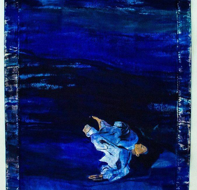 Maria Perdigao - Alto Mar da Alma - Artista do Coletivo BB Arte Ipanema