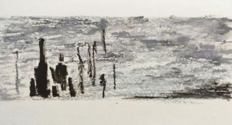 coletivo BBArte ipanema - Dominique Colinvaux Abstrato