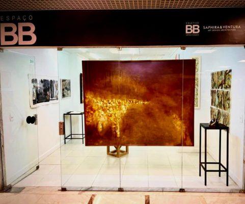 Espaço BB Shopping Cassino Atlântico Arte Cultura