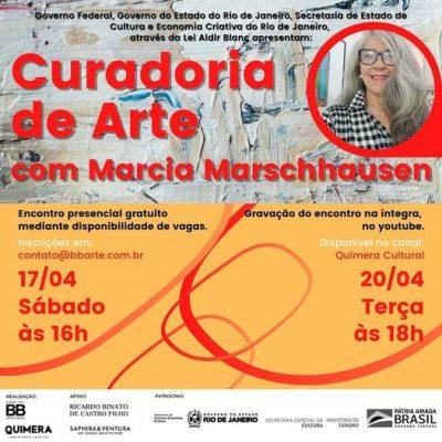 curadoria de arte Marcia Marschhausen