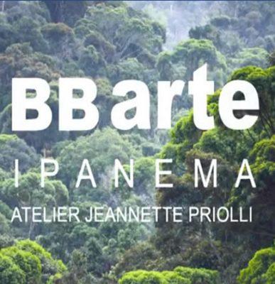 entrevista videos artistas coletivo bb arte ipanema
